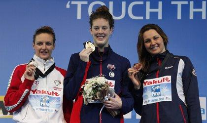 (Crónica) Melanie Costa se despide de Estambul con un bronce en los 200 libres