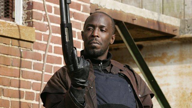 Omar en The Wire