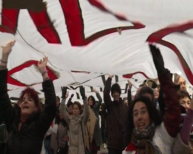 Nueva 'marea blanca' por la sanidad pública madrileña
