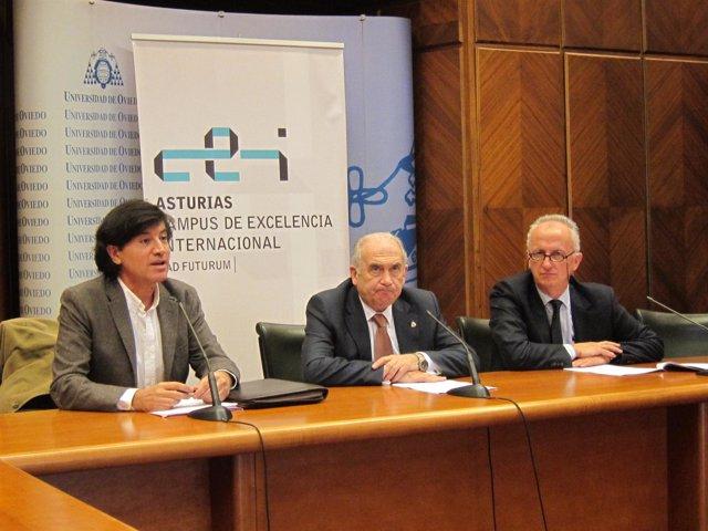 Carlos Otín, Vicente Gotor Y Joaquín Lorences