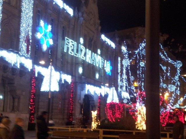 Navidad en Santander