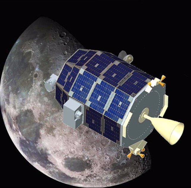LADEE nueva misión lunar de la NASA para 2013