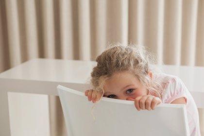 Diez características del niño miedoso