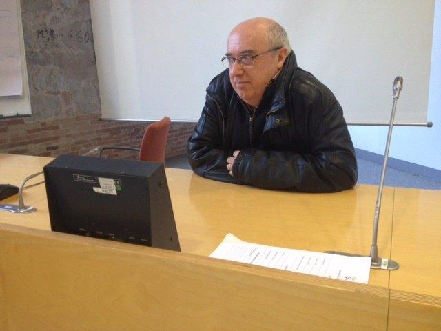 El profesor de la UB E.Tello, autor del informe 'Estudiar en Europa'