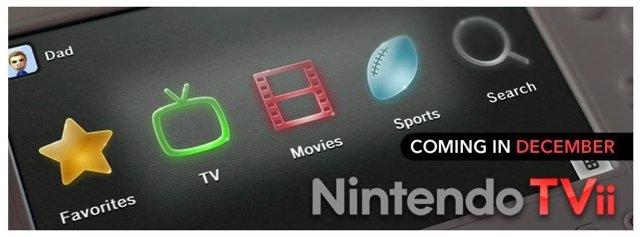 Recurso Nintendo TVii