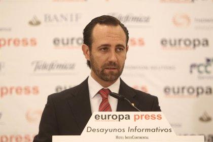 """Bauzá defiende la política como """"un oficio durante un tiempo determinado"""" y no """"como profesión"""""""