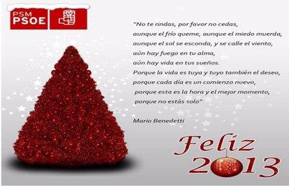 PSM felicita las fiestas con un christmas en el que pide a la ciudadanía que no se rinda pese a la situación actual