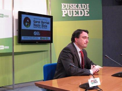 PNV ve necesario convocar la Comisión mixta para negociar el Cupo y abordar los nuevos impuestos sobre energía