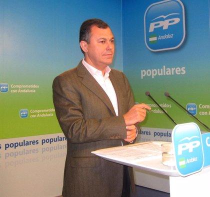 """PP-A lamenta los """"debates artificiales"""" de Griñán, al que exige agilidad para plantear solución real al paro y la crisis"""