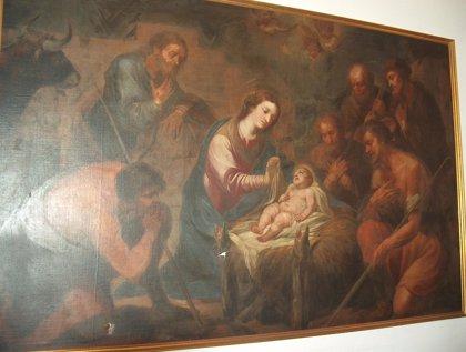 La Luz de las Imágenes recuperará tres pinturas sobre la Navidad de los siglos XVI y XVII