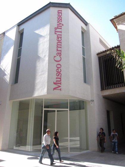 El Museo Carmen Thyssen Málaga abre sus puertas de forma extraordinaria los días 24 y 25 de diciembre
