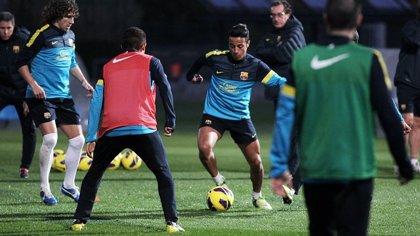 Fútbol.- El Barcelona volverá al trabajo el 2 de enero tras las vacaciones