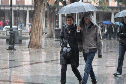 La lluvia protagonizará los días de Nochebuena y Navidad