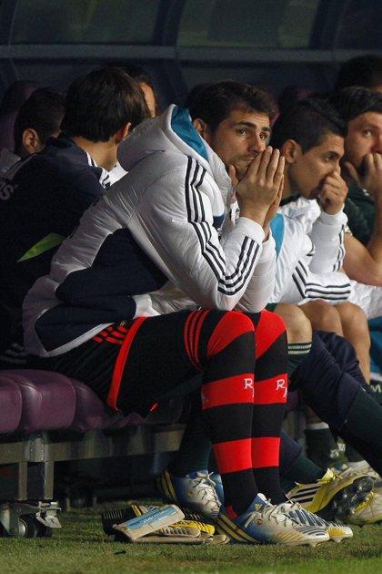 """Casillas: """"Yo me veo bien, pero hay que trabajar más y recuperar la confianza del entrenador"""""""