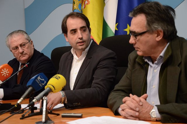 Presentación de los presupuestos de Jerez de la Frontera