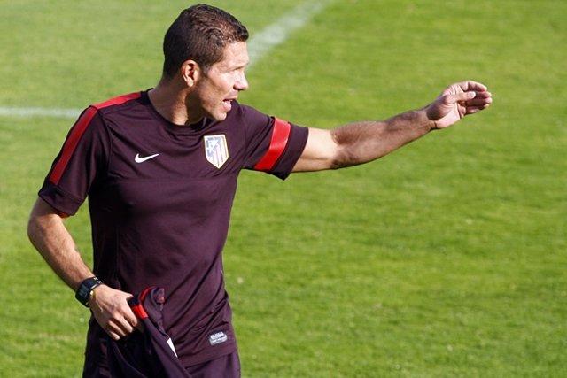 Simeone Entrenador Atletico De Madrid
