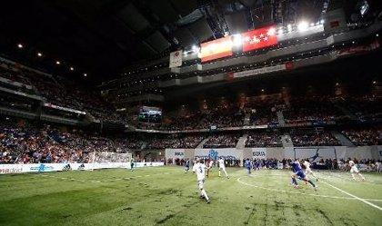 Fútbol.- Madrid aplaude a Casillas y el 'Partido por la Ilusión'