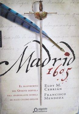 Portada de 'Madrid 1605'