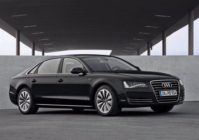 Audi A8 L híbrido