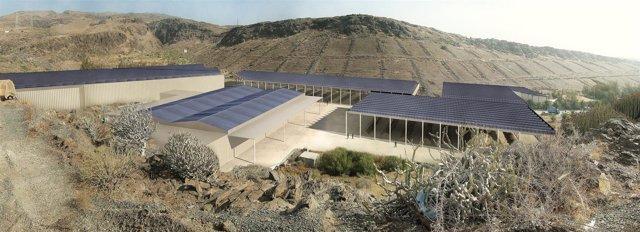 Planta De Tratamiento De Residuos De Ferrovial En Gran Canaria