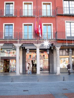 Fachada Del Teatro Zorrilla