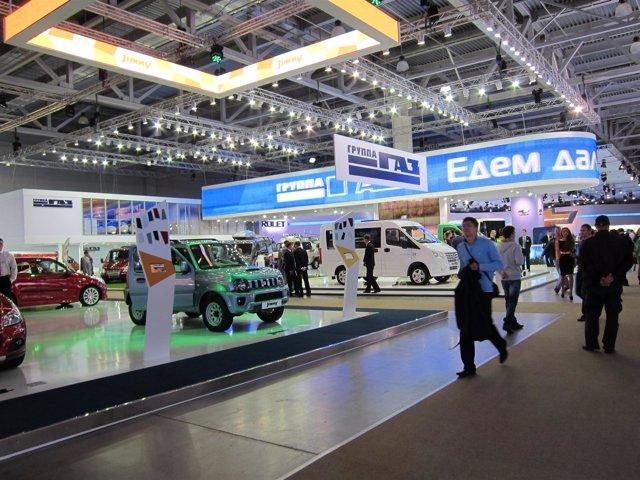 Salón del Automóvil de Moscú