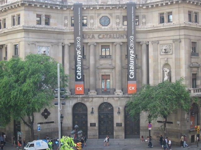 Sede De Catalunyacaixa, CX