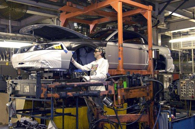 Planta de Ford en Dearborn (EEUU)