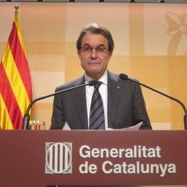 El nuevo Govern de Artur Mas