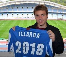 Illarramendi firma su renovación con la Real Sociedad