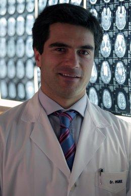 Neurólogo Manuel Murie