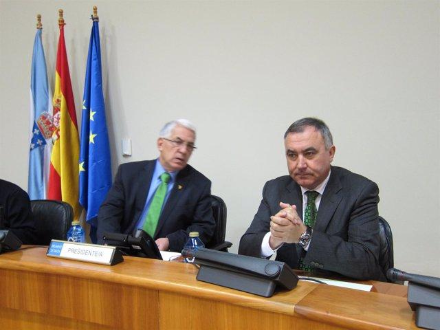 El Fiscal Superior De Galicia, Carlos Varela