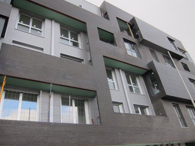 Las viviendas de La Albericia