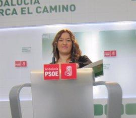 """PSOE-A pide a Rajoy que """"reflexione"""" y dé un giro a sus """"políticas erráticas"""" que no sacarán a España de la crisis"""