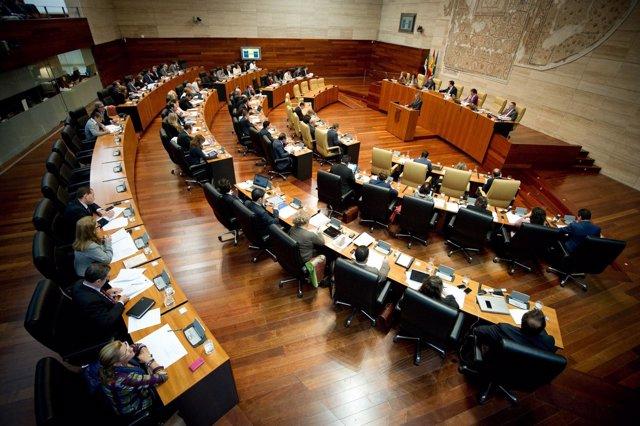 Parlamento de Extremadura