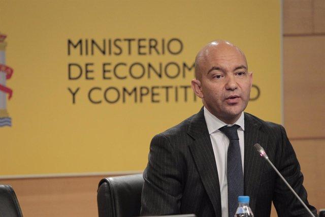 Secretario de Estado de Comercio, Jaime García Legaz