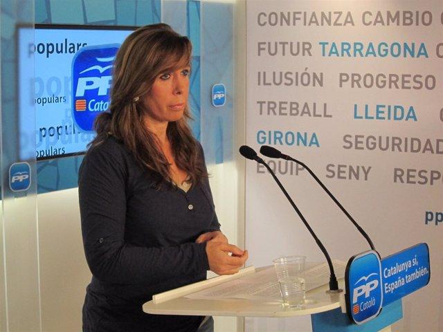 Alicia Sánchez Camacho (PP)