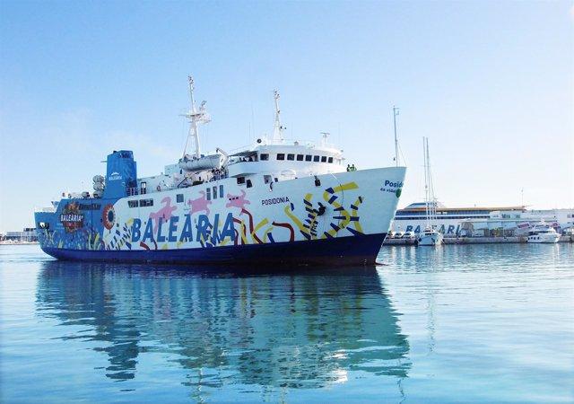 Barco Balearia