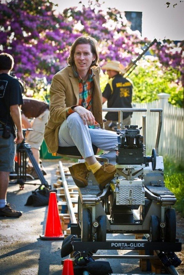 El director Wes Anderson rueda MOONRISE KINGDOM