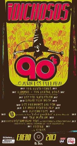 'Dichosos 90'