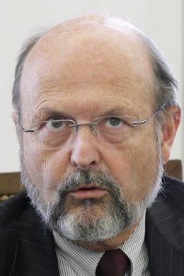Luc Coene, Miembro Del Consejo De Gobierno Del Banco Central Europeo