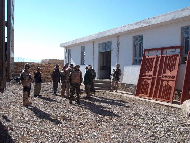 Fuerzas españolas en Afganistán