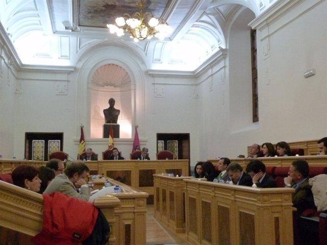 Pleno de diciembre del Ayuntamiento de Toledo