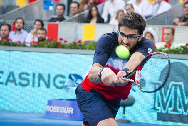 Janko Tipsarevic Mutua Open Madrid Tenis