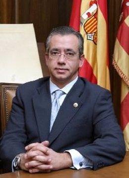 Vicente Garrido, Presidente Del CJCCV