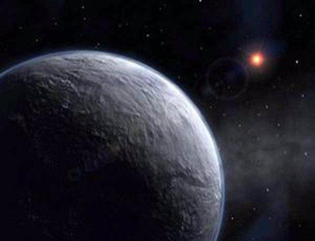 Recurso del planeta extrasolar más pequeño conocido hasta ahora