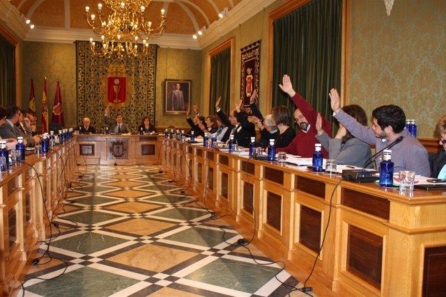 Pleno Ayuntamiento Cuenca