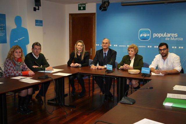 PP constituye su nueva Comisión de Participación Educativa