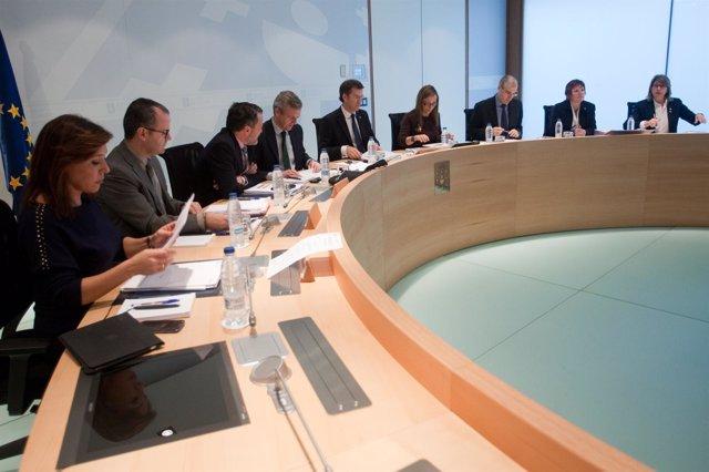 Consello de la Xunta del 27 de diciembre