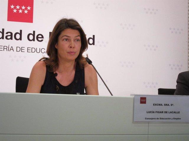 Una imagen de  Lucía Figar